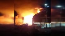 LEİCESTER - İngiltere Polisi Patlamanın Olduğu Bölgede Geniş Güvenlik Önlemi Aldı