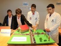 ALI EMIRI EFENDI - İstanbul Büyükşehir Belediyesi'nin Teknoloji Eğitimleri Meyvelerini Veriyor
