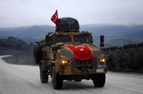 Afrin Operasyonu - JÖH'ler Afrin sınırında
