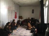 Kadın Sendikacılardan Afrin Şehidinin Ailesine Ziyaret