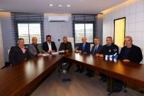 BELEDİYE İŞÇİSİ - Manavgat Belediyesi'nde Toplu Sözleşmesi İmzalandı