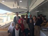 KEMAL ŞAHIN - Matematik Müzesi, Savaş Mağduru Çocukların Ayağına Gitti