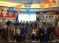 İBRAHIM AYDEMIR - Milletvekili  Aydemir Gençlerin AK Coşkusunu Paylaştı
