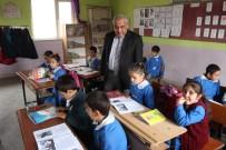 Milli Eğitim Müdürü Ağdoğdu'dan Okul Ziyareti