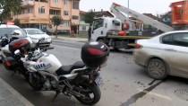 ÖĞRENCİ SERVİSİ - Öğrenci Servisi İle Panelvan Çarpıştı Açıklaması 4'Ü Öğrenci, 6 Yaralı