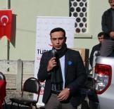 TACETTIN ÖZKARAMAN - (Özel) Afrin'de Görev Yapan Oğluna Dualarla 'Uğut Tatlısı' Yapıp Gönderdi