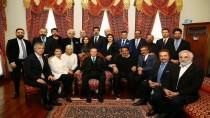 HÜLYA KOÇYİĞİT - Sanatçılar, Cumhurbaşkanı Erdoğan'ın Doğum Gününü Kutladı