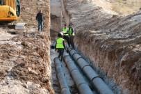 KARAKÖPRÜ - Şanlıurfa'da 61 Mahallenin Su Sorunu Çözülüyor
