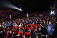 ANİMASYON FİLMİ - Sapancalı Çocuklar Sinema İle Buluştu