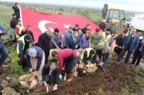 İBRAHIM TAŞDEMIR - Şehit Ailelerinden Mehmetçiğe Destek