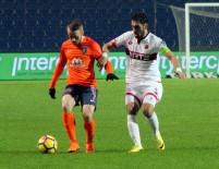 GÖKHAN İNLER - Spor Toto Süper Lig Açıklaması Medipol Başakşehir Açıklaması 1 - Gençlerbirliği Açıklaması 1 (Maç Sonucu)
