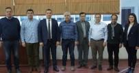 MUSTAFA BIRCAN - TARİŞ İncir Birliği'nden Aydın Ticaret Borsası'na Ziyaret