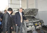 HURDA ARAÇ - TESK Genel Başkanı Palandöken Açıklaması 'Hurda Araç Teşviği Hurda İthalatını Azaltır'