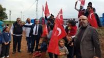 AVRASYA - Tokatlı Federasyonlar Reyhanlı'da Yetimleri Ziyaret Etti