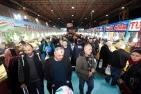 BEĞENDIK - Trabzon Tanıtım Günleri'ne Vatandaşlar Akın Etti
