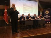 ZEKİ BULUT - Trakya Umum Emlakçılar Odası Başkanı Kurt Güven Tazeledi