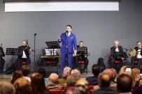 KIRAÇ - TRT Sanatçıları AGÜ'de Konser Verdi