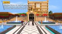 Tunceli'de Kent Meydanı Ve Çarşı Yenileniyor