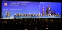 SERVET YARDıMCı - UEFA Kongresi Bratislava'da Yapıldı