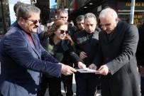 YOL ÇALIŞMASI - Van'ın Ana Caddeleri Yenilenecek