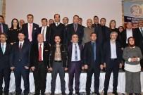 İL BAŞKANLARI - Van'ın En Başarılıları Ödüllerini Aldı