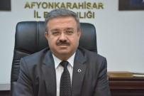 İMAM HATİPLER - AK Parti Afyonkarahisar İl Başkanı İbrahim Yurdunuseven Açıklaması