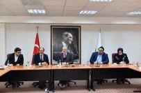 AK Parti Yeni İl Yönetiminden Başkan Kafaoğlu'na Ziyaret