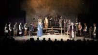DEVLET TIYATROLARı - Akşehir'de 'Osmancık' İsimli Tiyatro Oyunu Sahnelendi