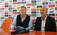 CENGIZ AYDOĞAN - Alanyaspor'da Mesut Bakkal Dönemi Başladı