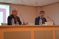 GAZİ YAKINLARI - ASP İl Müdürü İlbaş, Kurum Vizyonunu Anlattı