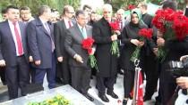 AHMET ALTıNTAŞ - Bakanlar Kaya Ve Yılmaz Maden Şehitliğini Ziyaret Etti