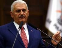 TBMM - Başbakan Binali Yıldırım'dan CHP'nin o iddiasına belgeli yanıt