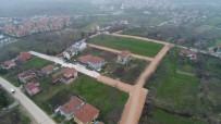 YOL ÇALIŞMASI - Başiskele'de Yol Genişletme Çalışmaları Devem Ediyor
