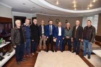 KURBAN BAYRAMı - Başkan Doğan Açıklaması 'Köylümüzün Emrindeyiz'