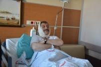 FATİH GÜL - Bitlis'te İlk Kez Tükürük Bezi Tümörü Ameliyatı Yapıldı