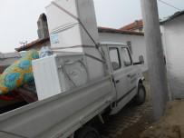 KOLTUK TAKIMI - Burhaniye En Çok Bebek Arabası Bekliyor