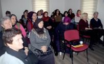 KADIN SAĞLIĞI - Çankayalı Kadınlar Kadın Sağlığı Atölyesinde Bir Araya Geldi