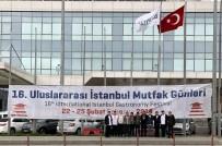 MUTFAK GÜNLERİ - Çeşmeli Genç Aşçılar İstanbul'dan 24 Ödülle Döndü