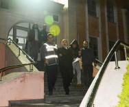 Defineciler Tutuklandı