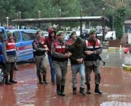 JANDARMA KARAKOLU - Denizli'de Jandarmadan 24 Farklı Adrese Uyuşturucu Operasyonu