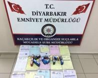 SAHTE FATURA - Diyarbakır'da 139 Milyon TL'lik Sahte Fatura Ele Geçirildi