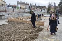 BALIK PAZARI - Emet Belediyesinin Balık, Tahıl Ve Köylü Pazarı Yapım Çalışmaları