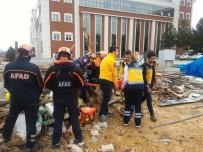 DİNLEME CİHAZI - Enkaz Altında Arama Kurtarma Tatbikatı Yapıldı
