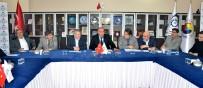 AŞKALE ÇIMENTO - ETSO'dan, 'Zeytin Dalı'Na Destek Kampanyası