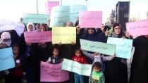 ELEKTRİK SANTRALİ - Gazzeli Kadınlardan Elektrik Krizine Tepki