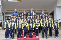 RECEP ÖZTÜRK - GKV'ye Jimnastikte 7 Madalya
