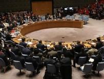 SİLAH AMBARGOSU - Rusya, BMGK'da Yemen tasarısını veto etti