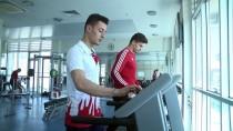 5 YILDIZLI OTEL - 'Halterin Şampiyonları' Gaziantep'teki TOHM'da Yetişiyor