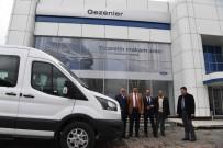İL BAŞKANLARI - Hayırsever İş Adamından Muş Belediyesine Araç Desteği