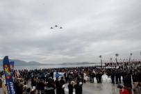 KÜRŞAT ATıLGAN - İlk Hava Şehidi Tayyareci Fethi Bey Fethiye'de Anıldı